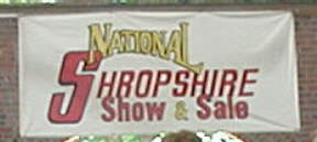 National Shropshire Show and Sale