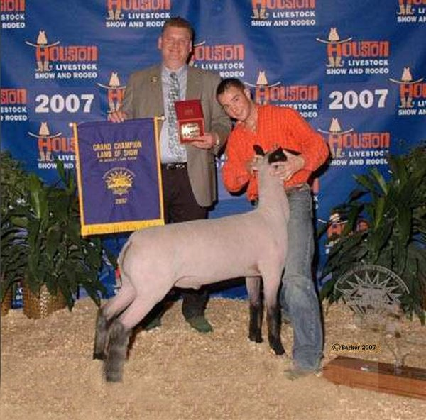 2006 Champion Houston Livestock Show