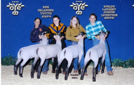 2005 Oklahoma Youth Exposition