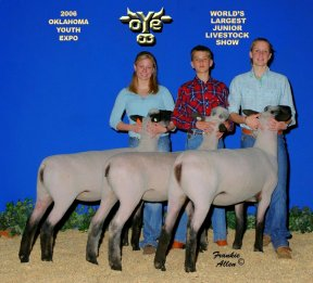 2006 Oklahoma Youth Exposition