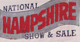 National Hampshire Show and Sale